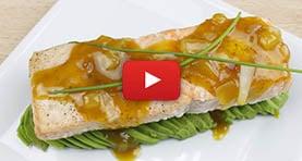 salmon-mango