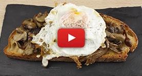receta-tosta-setas-huevo-frito