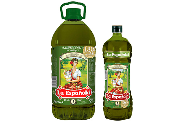aceite intenso