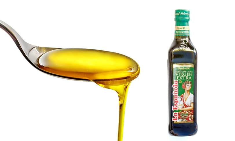 Aceite de oliva para dejar de fumar