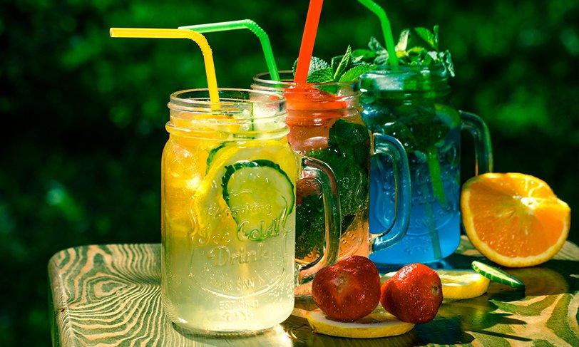 5 bebidas para refrescarse este verano