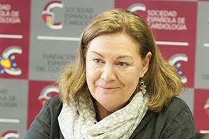 María Elisa Calle, coordinadora del Programa de Alimentación y Salud de la Fundación Española del Corazón (PASFEC)