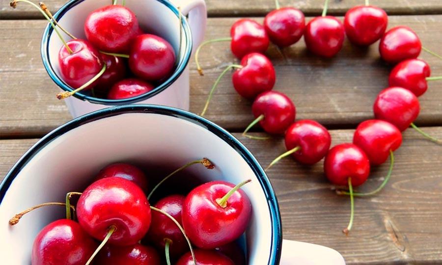 Tiempo de cerezas: una de las frutas estrella del verano