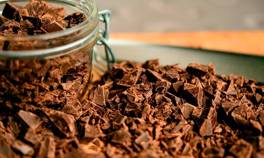 Chocolate negro con aceite de oliva, aliados para tu corazón