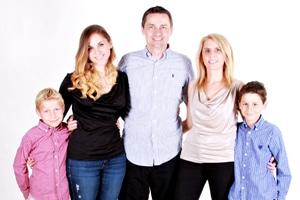 Comer en familia puede prevenir el sobrepeso en adultos