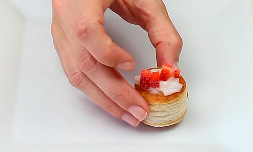 Finger food, la tendencia de comer con los dedos en la alta gastronomía