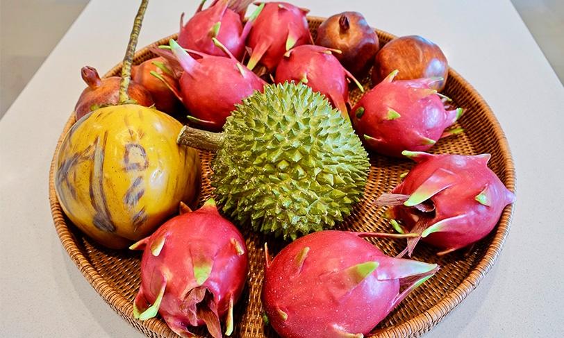 12 frutas exóticas para llenar de color nuestra mesa