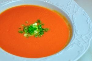 Protege tu salud mientras disfrutas tomando gazpacho