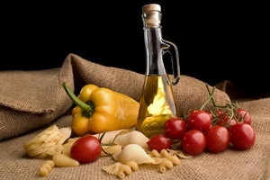 Para contaminar menos… ¡Dieta Mediterránea!