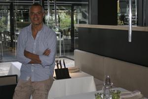 Juan Pozuelo, Chef Ejecutivo del Restaurante Vaca Nostra y Embajador de los Aceites de Oliva de España