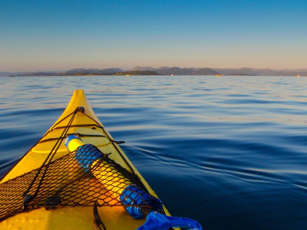 Kayak y canoa