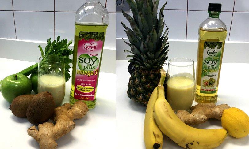 5 recetas de smoothies detox para cuidarnos