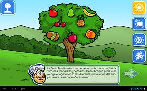 """""""Chef MedDiet"""", una aplicación móvil infantil para que los más pequeños aprendan el valor de la Dieta Mediterránea"""