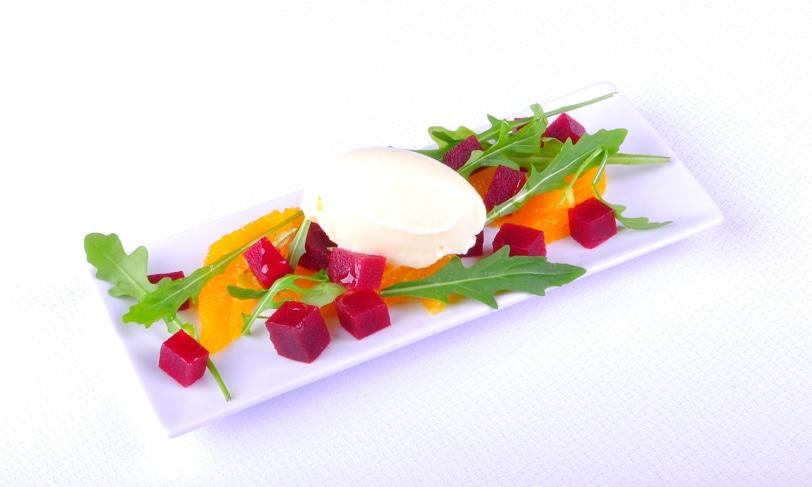 Frescas ensaladas que saben a verano
