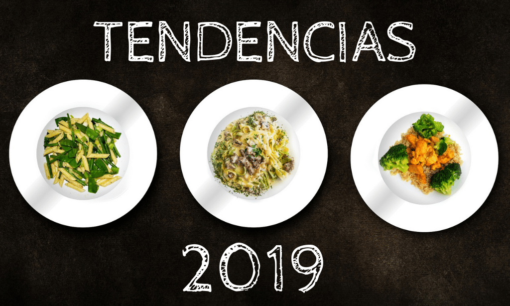 8 tendencias que marcarán el sector de la alimentación en  2019