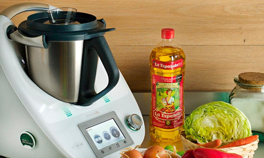 Thermomix®: una solución en la cocina para todos