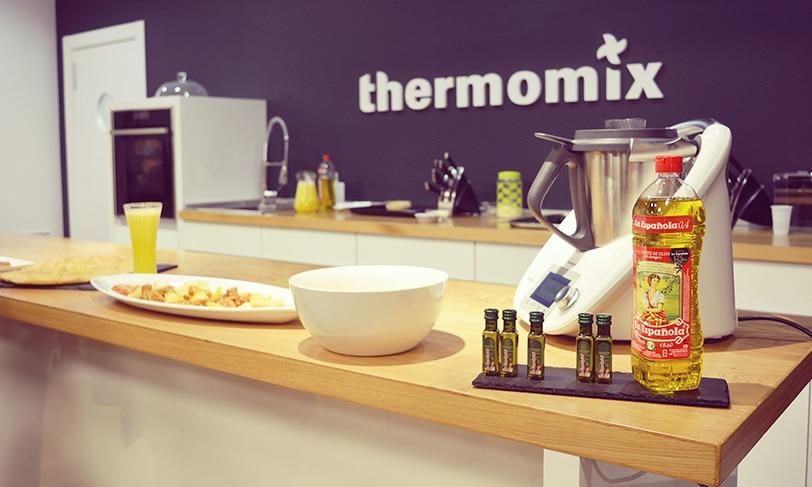 Clases de cocina con Thermomix®