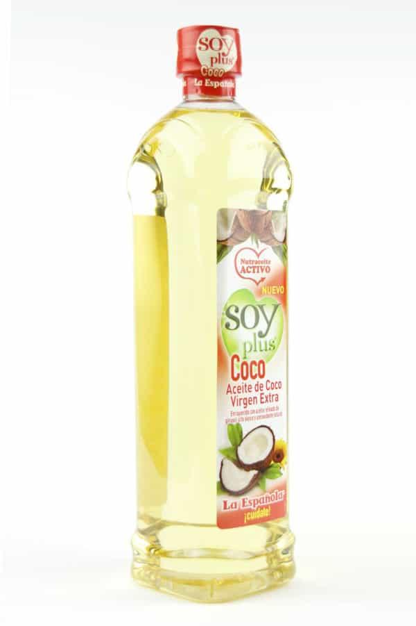 aceite de coco liquido