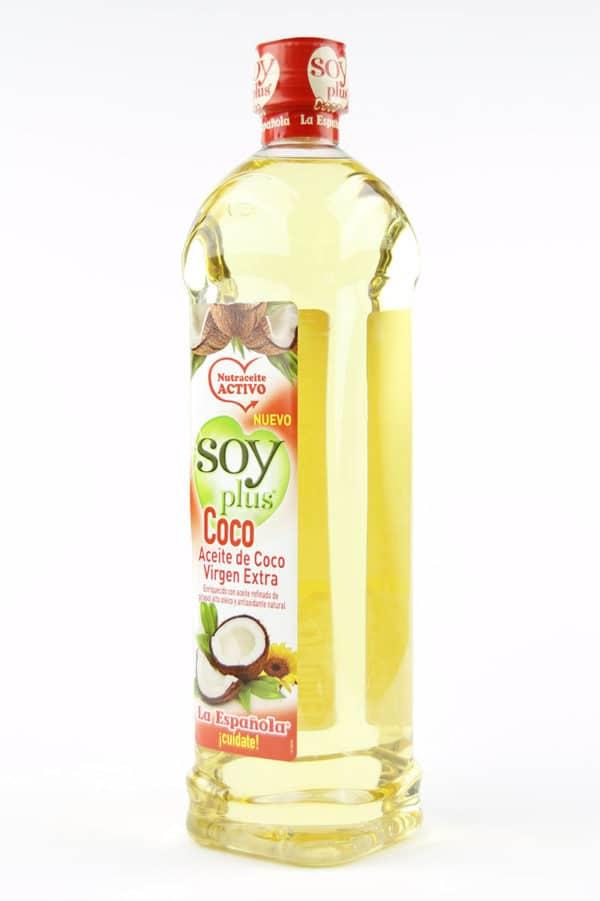 aceite de coco liquido la española