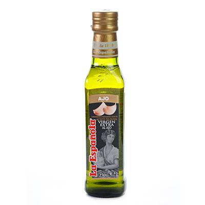 aceite de oliva con ajo la española