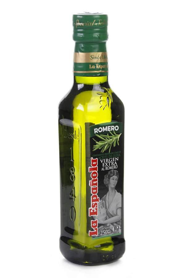 aceite de oliva con romero