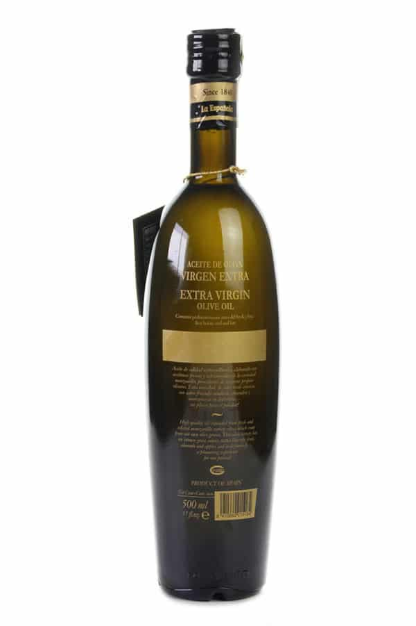aceite de oliva manzanilla sevilla