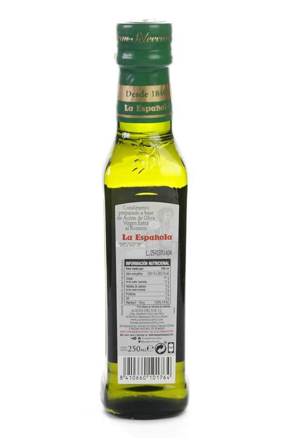 comprar aceite de oliva con romero