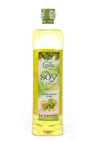 comprar aceite de soja y nuez