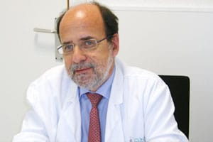 "Dr. Ramón Estruch: ""The traditional Mediterranean diet reduces the risk of suffering a heart attack"""