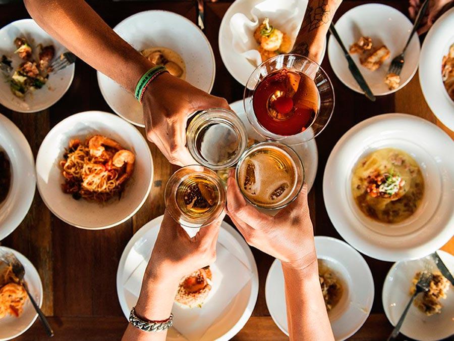 Cinco platos de cocina internacional que podemos preparar en casa
