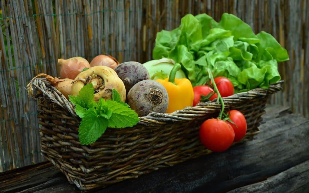 Los productos ecológicos, cada vez más presentes en la cesta de la compra