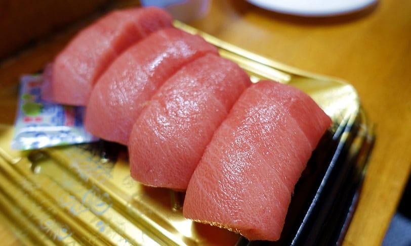 temporada del atun