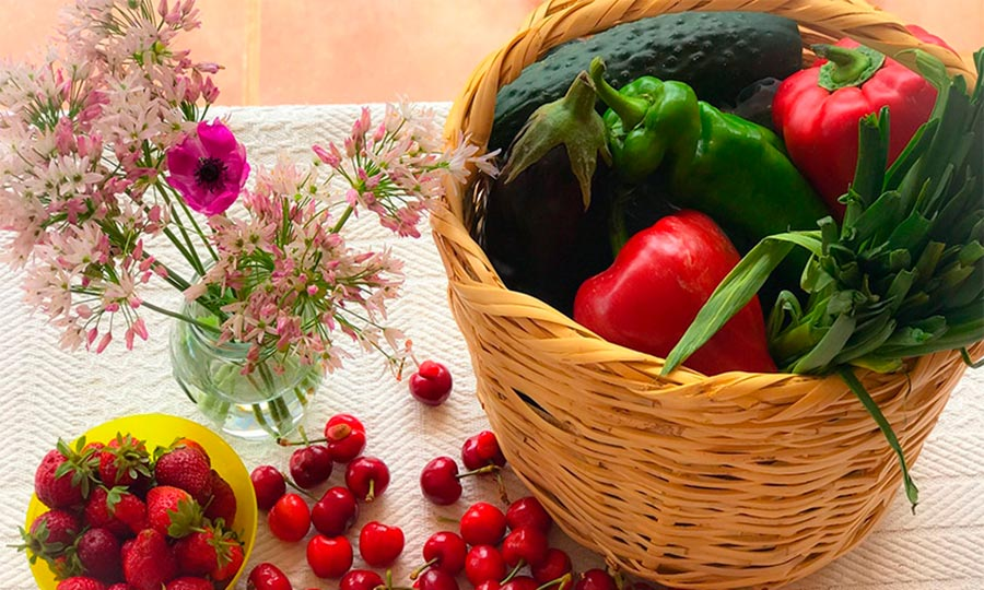 10 trucos para alargar la vida de frutas y verduras