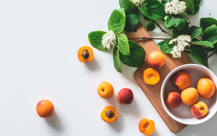Frutas con hueso, las reinas del verano