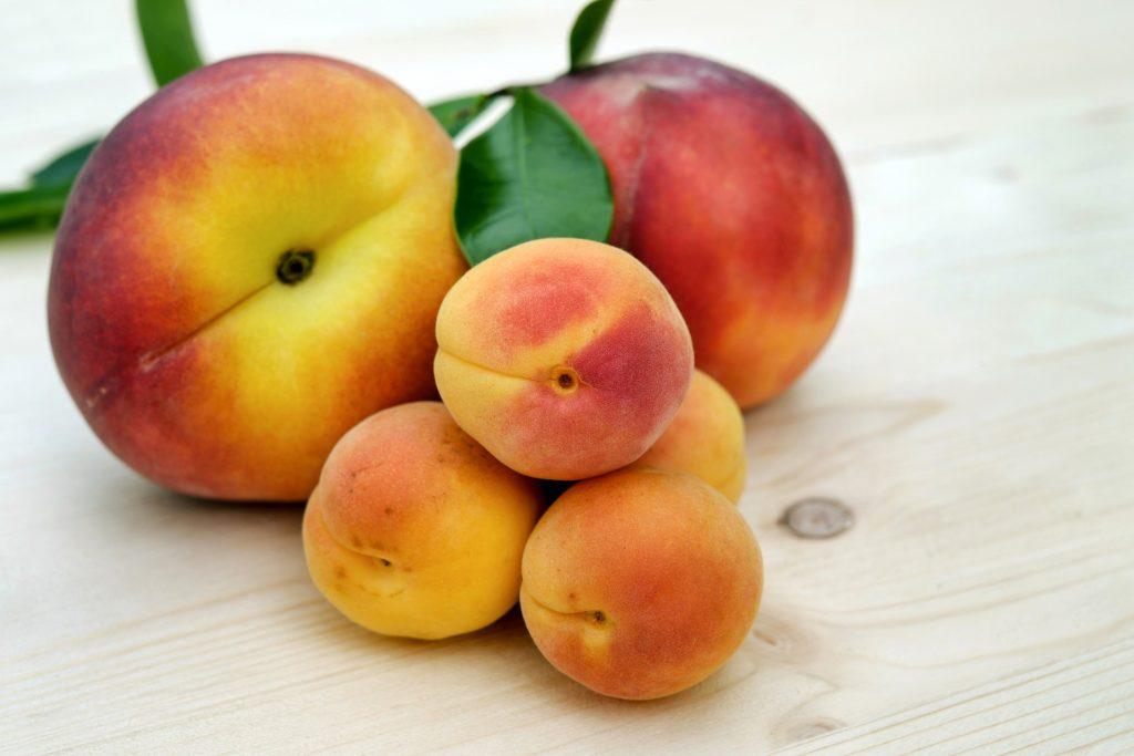 Frutas de hueso albaricoque