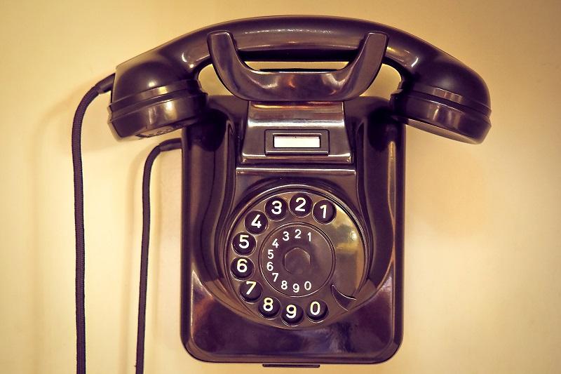 telefono regalo vintage