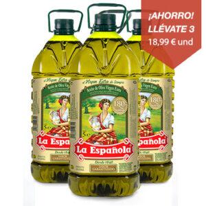 aceite de oliva 5 litros