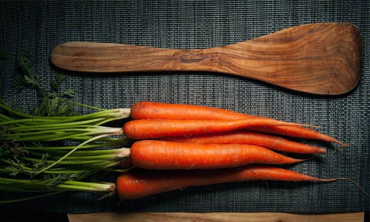 Zanahoria, un alimento de temporada y muy saludable