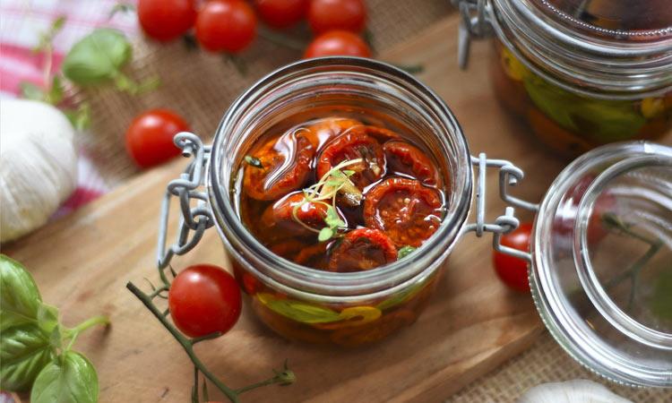formas de cocinar tomate