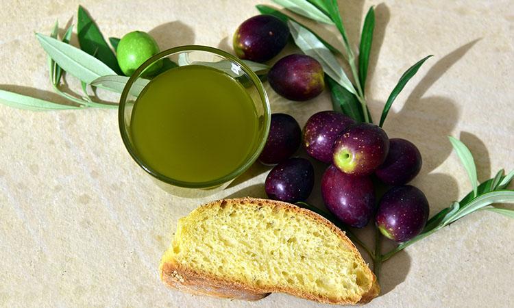 aceite de oliva para postres